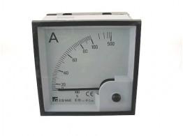 AMP. CA SU TA 100/5 0-100A 5XIN 96X96