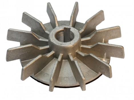 FAN 100 METALLIC FECC 3-PH. MOTOR FIC