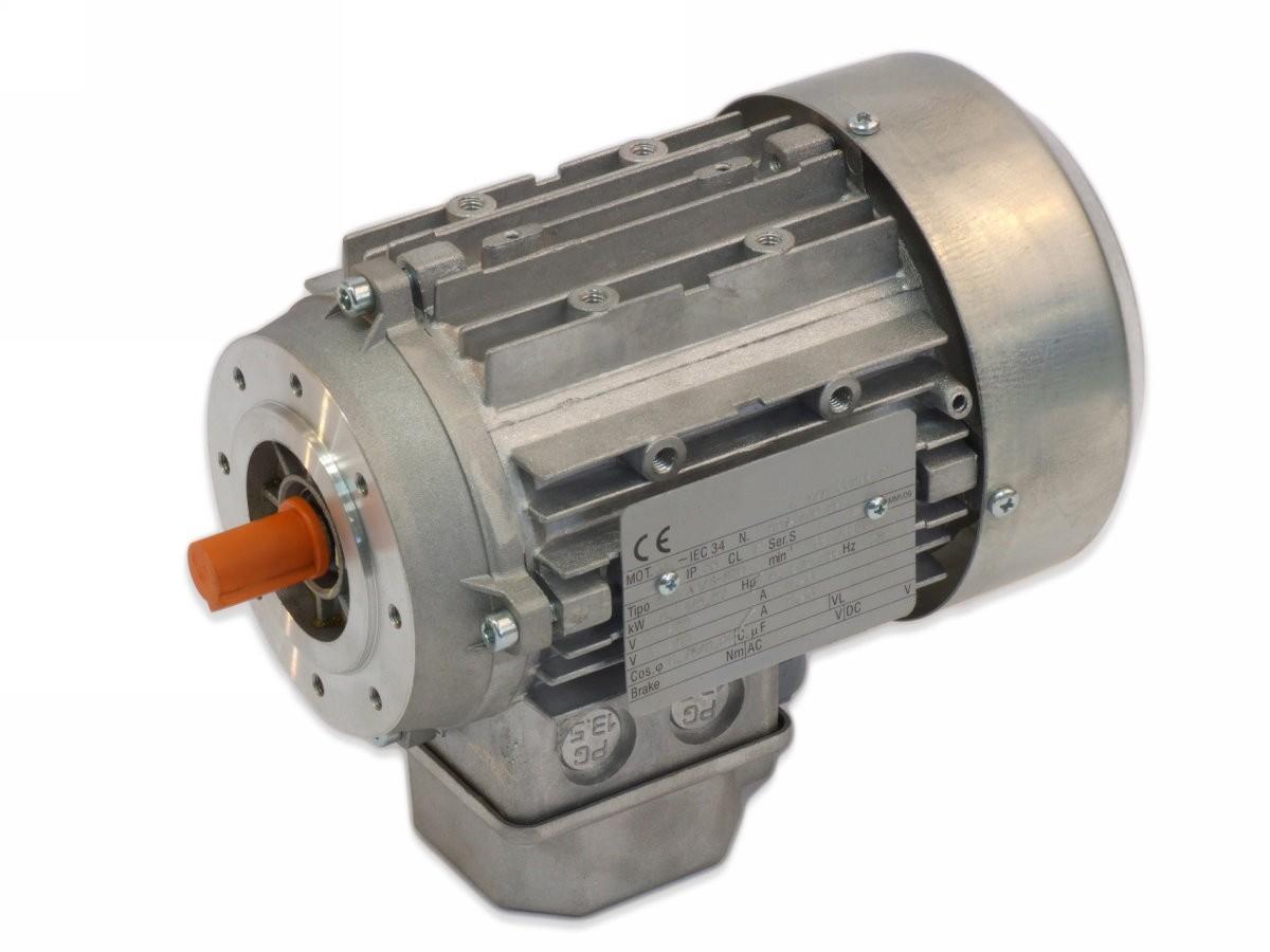3-PH. MOTOR 63 B14 P4/6 KW0,11/0,07 V400EU 50 - C902 - THREE-PHASE ...