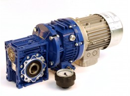 ADJUSTABLE SPEED GEAR MOTOR