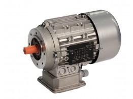 3-PH. MOTOR C.C. BRAKE 71 B14S P2/8 KW0,3/0,11 V40