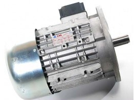 3-PH. MOTOR 112 B5 P4/6 KW2,6/1,8 V230 60