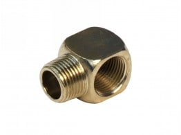 2-WAY DISTRIBUTOR CONICAL THREAD 3/8