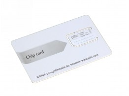 CHIPCARD 8KB 779-201