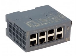 8-PORTS HUB  6GK5008-0BA10