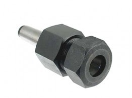 ASSY. COLLET CHUCK W/FIX.NUTS