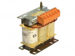 INDUCTANCE (THREE-PHASE ALT.CURRENT) 2,5MH 18A 10M